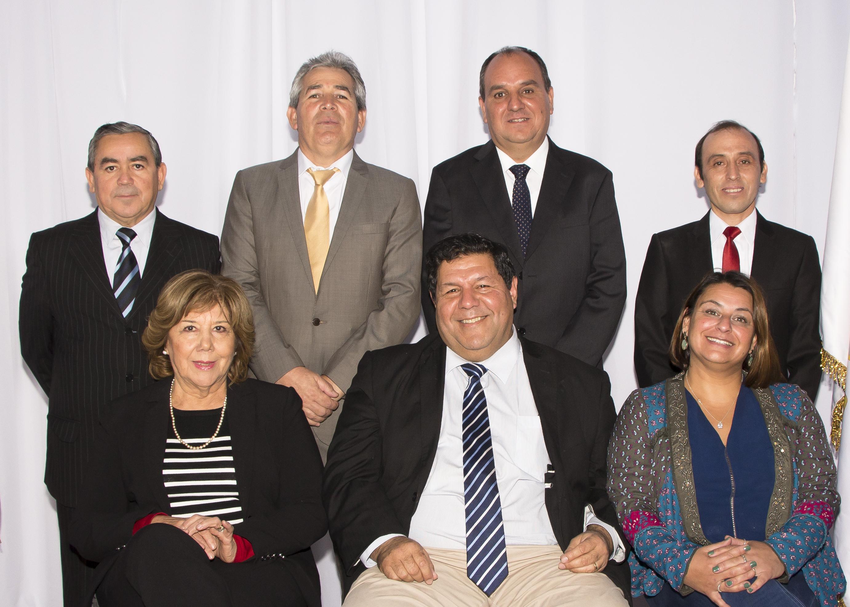 Consejo Municipal (2016 - 2020)